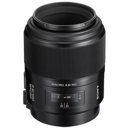 Sony objektiv Makro 100 mm F2,8, SAL100M