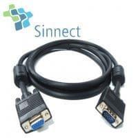 Sinnect Podaljševalni kabel VGA 15M/15F 1,8 m (13.101)