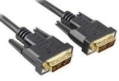 Sinnect Kabel DVI Digital DL 2x 24+1, M/M 1,8 m (15.102)