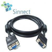 Sinnect Podaljševalni kabel VGA 15M/15F 3,0 m (13.103)