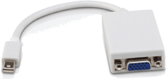 Sinnect Adapter Mini DisplayPort na VGA (16.203)