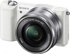 Sony Alpha α5000 + 16-50 mm (ILCE5000L)