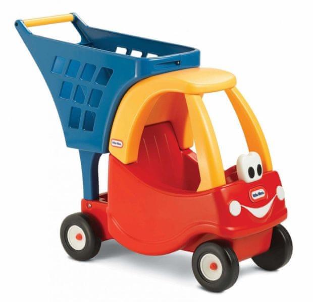 Little Tikes Cozy Coupe nákupní vozík - II. jakost