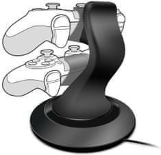 Speed-Link TWINDOCK Charging System - for PS4, black