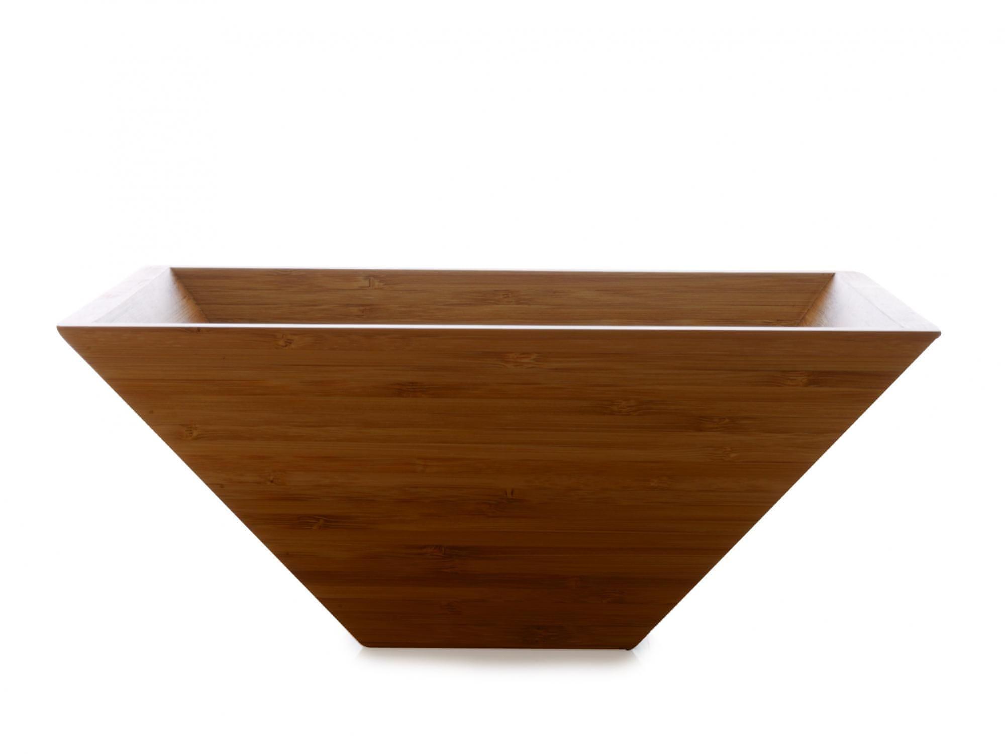 Maxwell & Williams Miska bambusowa 28 x 28 x 9,5 cm