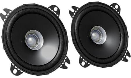 JVC CS-J410X Szélessávú Hangszórópár (10 cm átmérő, 210 W Max. teljesítmény, 21 W RMS)