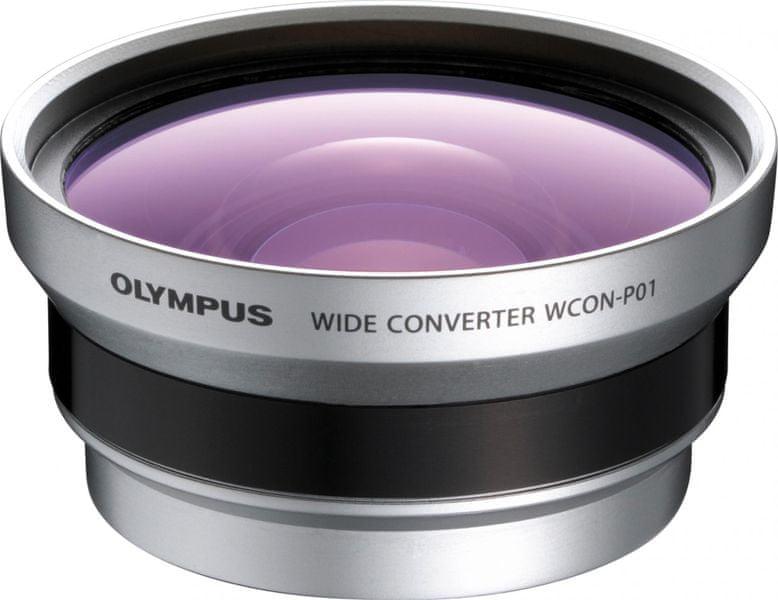 Olympus WCON-P01 širokoúhlá předsádka