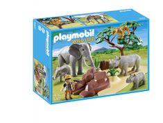 Playmobil 5417 Állatvédő a szavannán