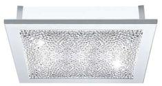 Eglo Stropna svetilka Eglo Crystal 92714