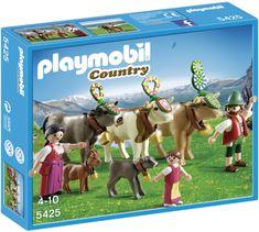 Playmobil Wypas na hali 5425