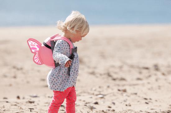 LittleLife Animal Toddler Daysack - Butterfly