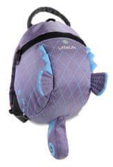 LittleLife Plecak Animal Toddler Daysack - Seahorse