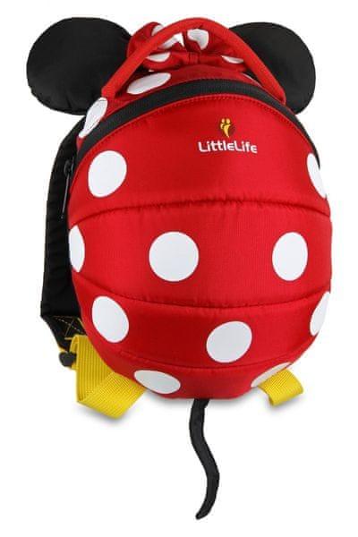 LittleLife Disney Toddler Daysack - Minnie
