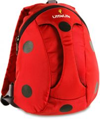LittleLife ActiveGrip Toddler Daysack - Ladybird