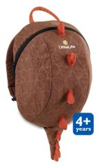 LittleLife Plecak Animal Kids Daysack - Big Dinosaur