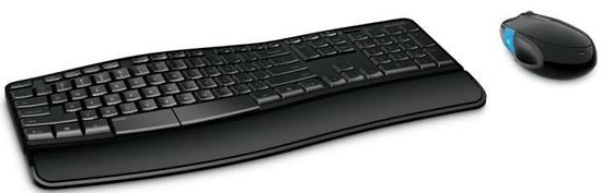 Microsoft Sculpt Comfort Desktop Wireless, CZ&SK (L3V-00019)