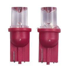 LED dioda T10 za parkirne žarnice 12 V, rdeča