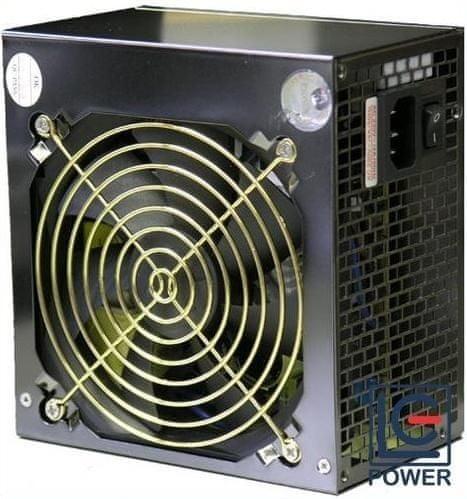 LC Power napajalnik Super Silent LC6550 ATX V2.3, 550 W