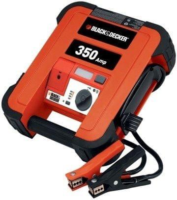 Black+Decker Akkumulátor töltő, 350 A II.osztály