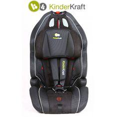 KinderKraft Fotelik samochodowy, smart black