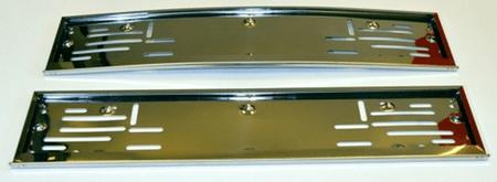 Inox okvir za tablico