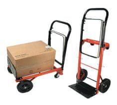 Mannesmann Werkzeug Transportni voziček, ročni, štirikolesni