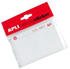 Apli etike za označivanje APLI, permanentne - 50 x 30 mm, 200 komada