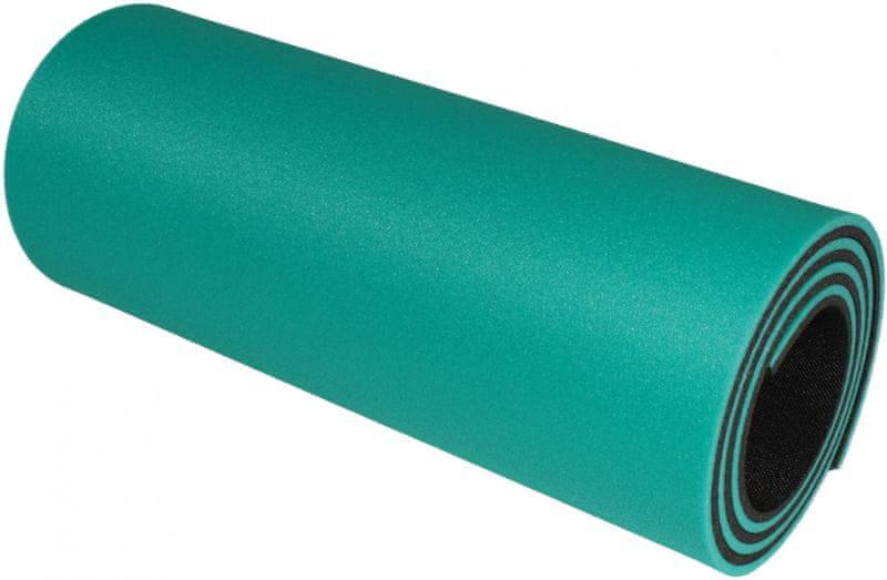 Yate Karimatka dvouvrstvá 12 mm zelená/černá