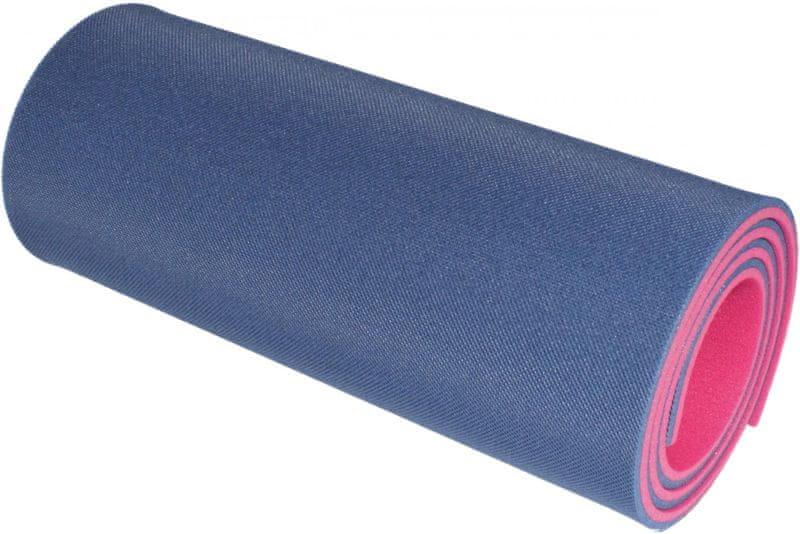 Yate Karimatka dvouvrstvá 12 mm modrá/růžová