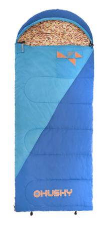 Husky śpiwór Kids Milen -5°C  blue