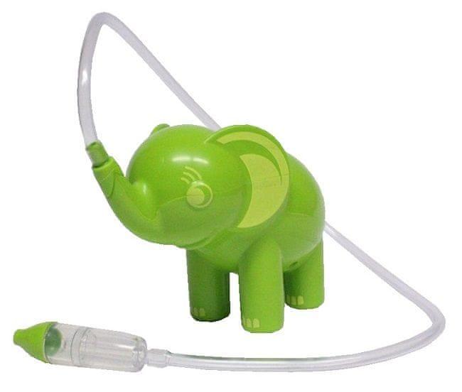 Dr. Benny Nosní odsávačka hlenů Slon