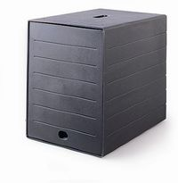 Durable Predalnik Idealbox Plus, črn