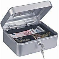 Rottner Kaseta za denar Wien, srebrna