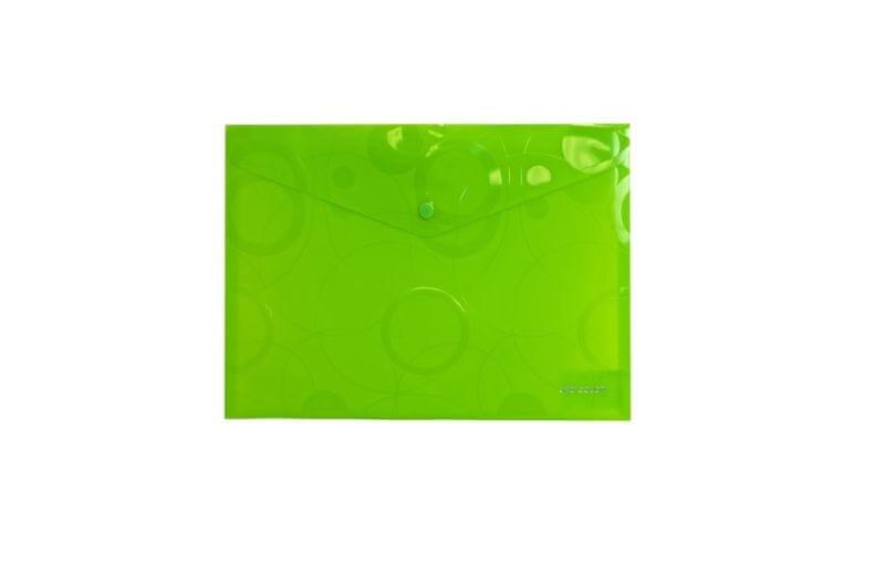 Spisovka s drukem A4 NEO COLORI zelená