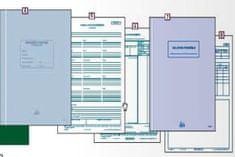 Alea Delovno poročilo - za gradbena podjetja A5