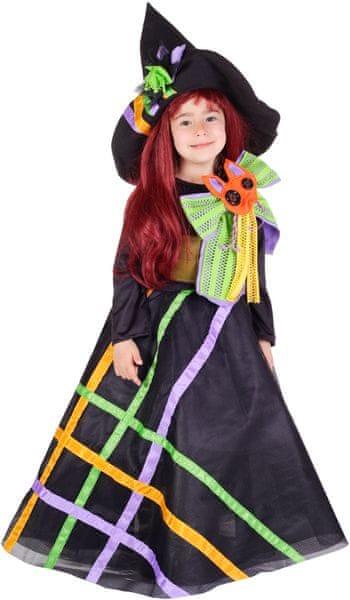 Nines d´Onil Kostým BRUJA malá čarodejnice M