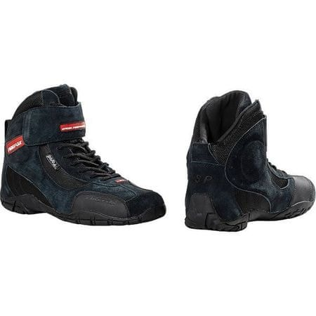 Motoristični čevlji Polo Raptor, črni 40