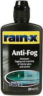 Rain-X tekočina za zaščito pred rosenjem stekel Anti Fog, 200 ml