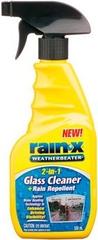 Rain-X sredstvo za čišćenje stakla i odbijanje vodeGlass Cleaner & Rain Repellent, 500 ml