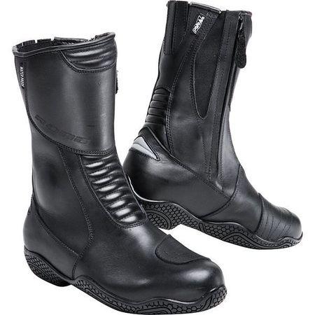 Škornji Nadja, ženski, črni 38