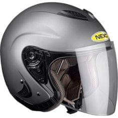 Čelada Nexo Rider II, titan mat