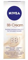 Nivea BB hydratačný krém 5v1 svetlá pleť 50 ml