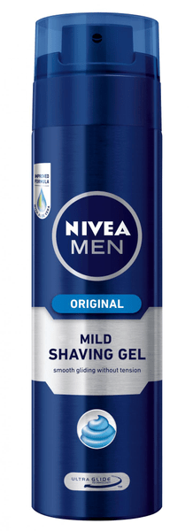 Nivea FOR MEN gel na holení 200 ml