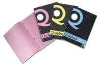 Pigna zvezek Quablock, A4, barvni