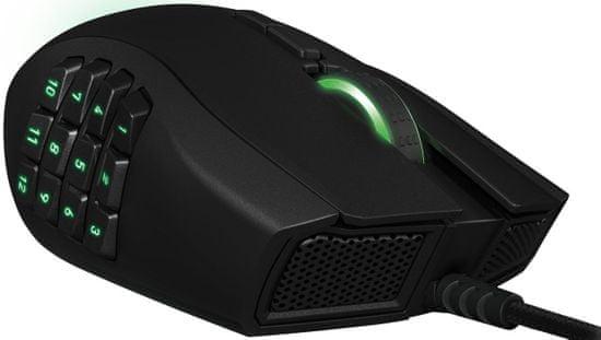 Razer Naga Left Handed Edition Expert MMO Gaming Mouse