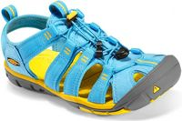 KEEN Clearwater CNX W Norse Blue/Super Lemon 38.5