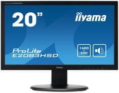 iiyama LCD monitor ProLite E2083HSD-B1