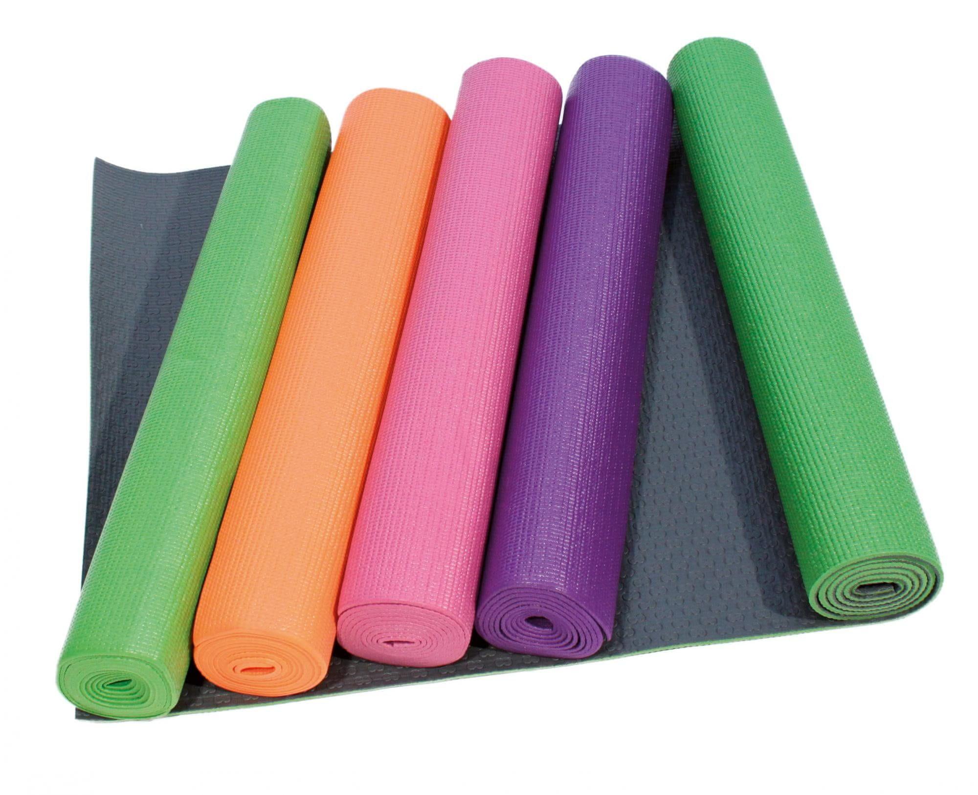 Yate Yoga mat, purple + pokrowiec