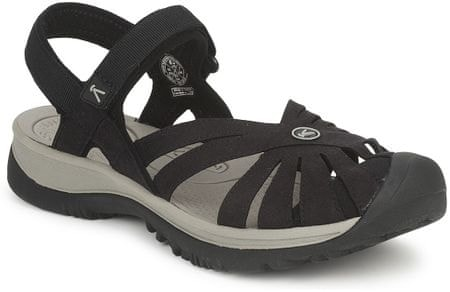 KEEN Rose Sandal W Black/Neutral Gray 38,0