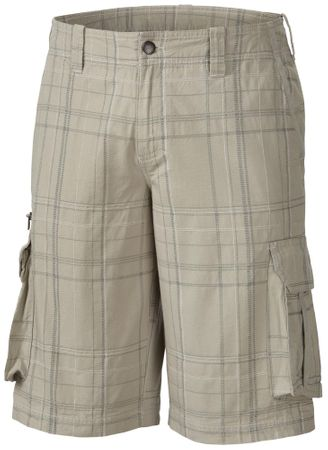 Columbia kratke hlač Dusk Edge Novelty Cargo Short Grey - 38